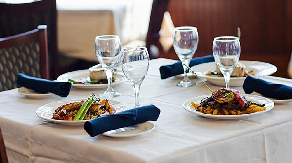 Outer Banks restaurants - Pamlico Jacks