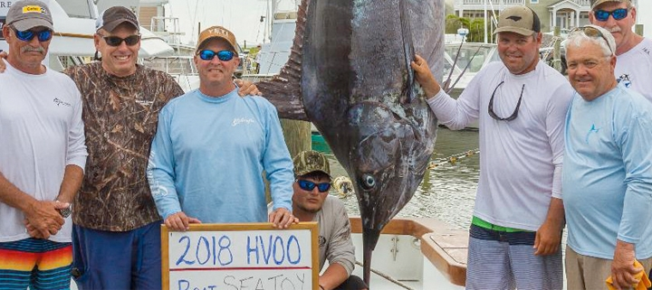 Outer Banks events - Hatteras Village Offshore Open - fishing tournament
