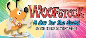 Outer Banks events - Woofstock at Elizabethan Gardens - dogs - OBSPCA