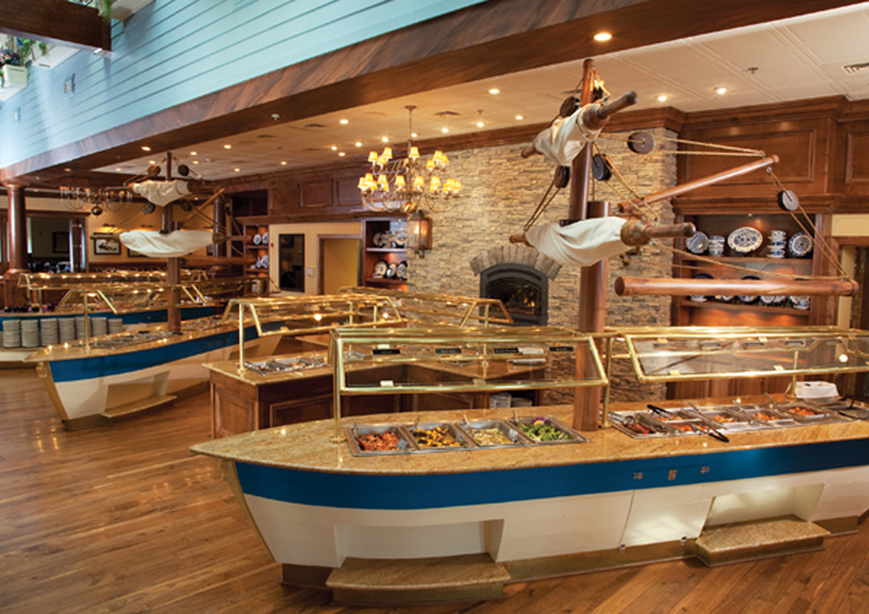 Captain George's Seafood Restaurant - Outer Banks Events
