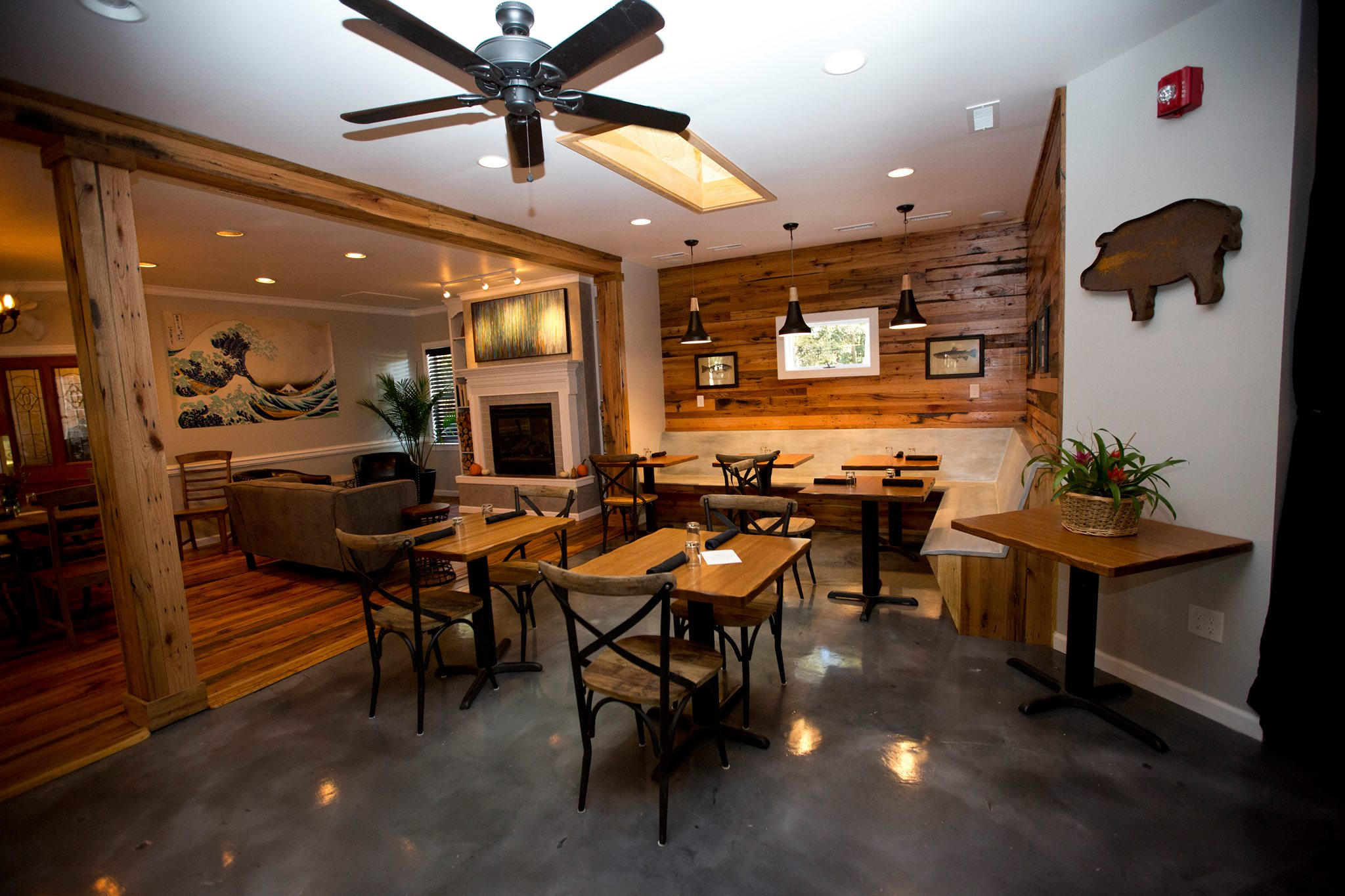 Eastside Restaurant - Outer Banks Events