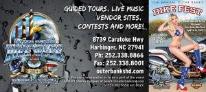 Outer Banks Bike Fest - Harley Davidson