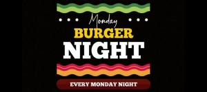 Outer Banks restaurant specials - Barefoot Bernies burger night on Mondays
