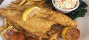 Outer Banks restaurant specials - Mulligans fish fry