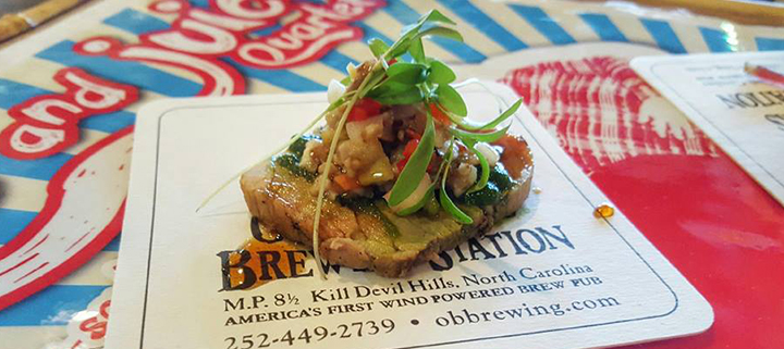 Outer Banks restaurant specials tapas