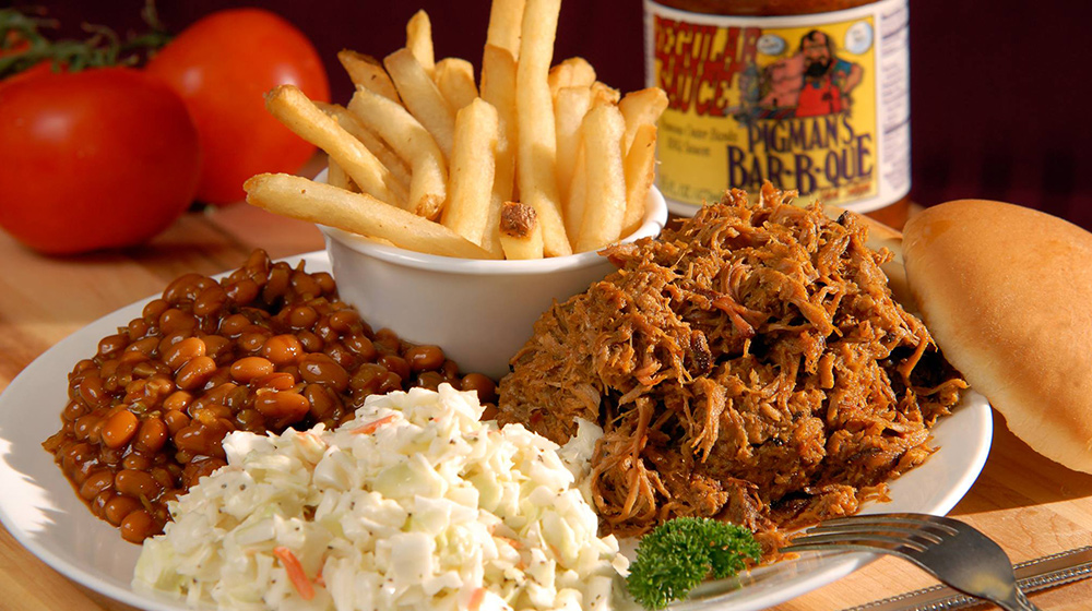 Outer Banks restaurants - Pigmans BBQ
