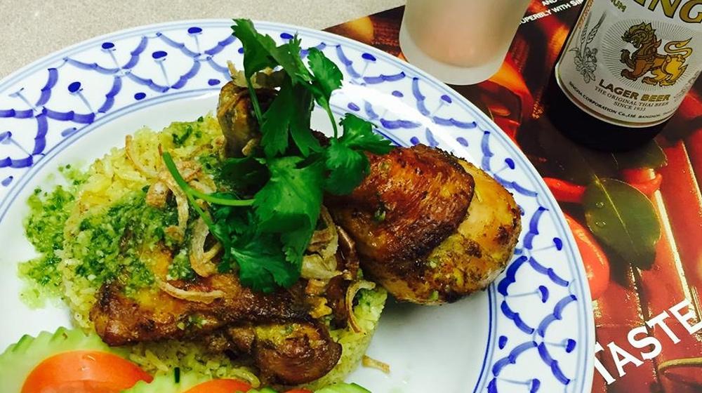Outer Banks restaurant - Thai Room