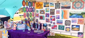 Outer Banks events - arts and crafts show - Rodanthe Artisan Market