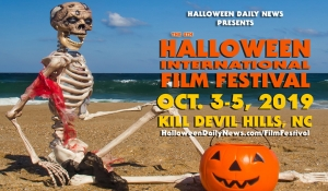 Outer Banks halloween event - international film festival - RC Theatres Movies 10