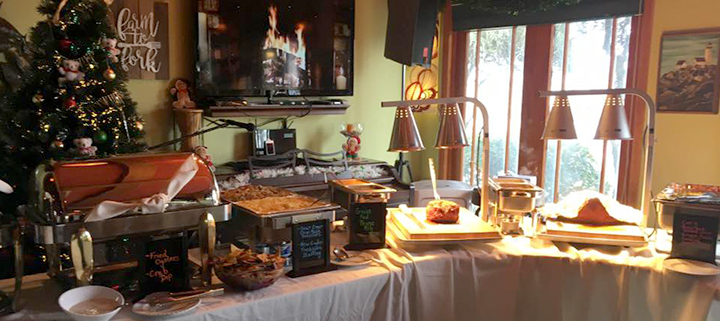 Outer Banks events - Argyles Restaurant - Thanksgiving Buffet