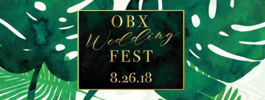 Outer Banks events - OBX wedding planning