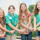 Outer Banks Girl Scouts recruitment event