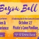 Outer Banks Events - Bayou Ball - Dare County Arts Council