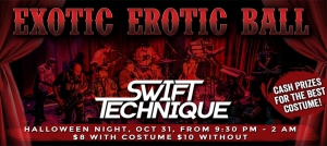 Outer Banks Events - Halloween - costume contest - Brewing Station