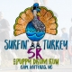Outer Banks events - Thanksgiving - Surfin Turkey 5k race - Hatteras