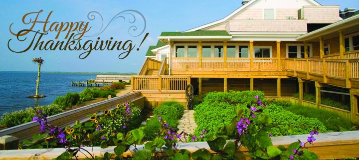 Outer Banks events - Basnights Lone Cedar Thanksgiving Buffet