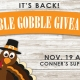 Outer Banks events - Thanksgiving shopping spree - Conner's Supermarket