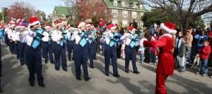 Outer Banks events - Manteo Christmas parade