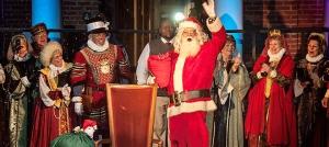 Outer Banks events - Manteo Christmas tree lighting