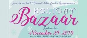 Outer Banks Entrepreneurs - Holiday Bazaar - arts crafts shopping