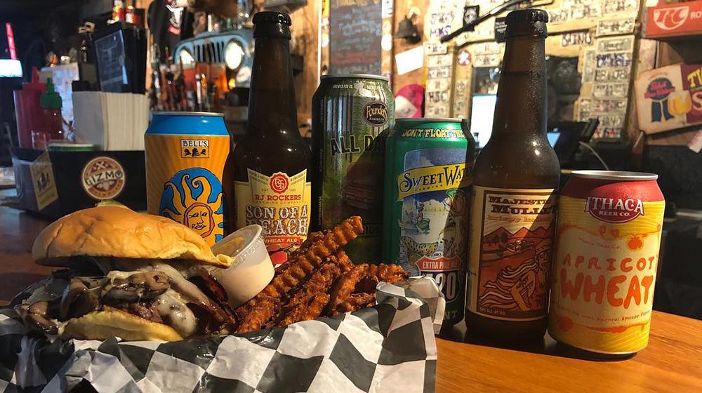 Jack Brown's Beer and Burger Joint - Kill Devil Hills restaurant