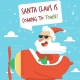 Outer Banks events - meet Santa - Kill Devil Hills Town Hall
