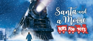 Outer Banks movies - The Polar Express - Toys for Tots - R/C KDH Movies 10