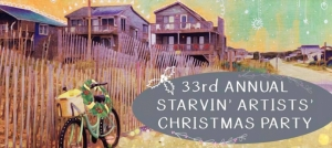 Outer Banks events - holiday art show