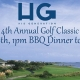 Outer Banks events - golf tournament - His Generation - Nags Head Golf Links