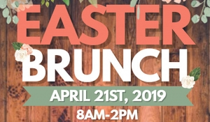 Outer Banks events - Easter brunch - Hatteras - Cafe Pamlico
