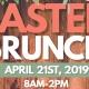 Outer Banks events - Easter brunch - Hatteras - Cafe Pamlico