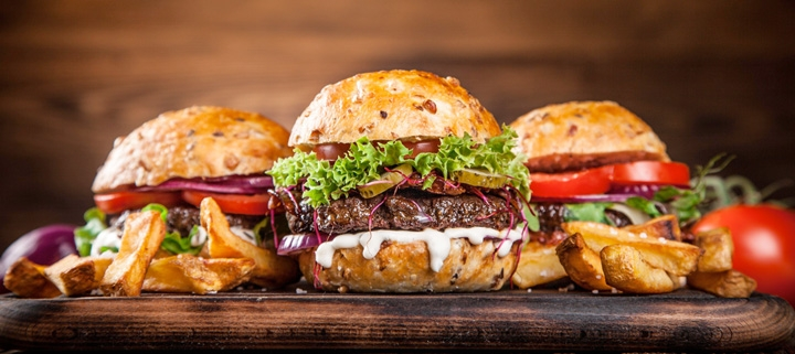 Outer Banks restaurant specials - Argyles Wednesday Burger Night