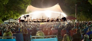 Outer Banks events - Virginia Symphony - First Flight HS
