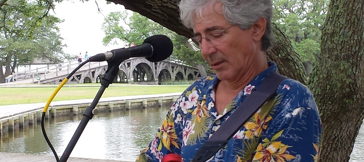 Outer Banks live music - Steve Hauser - Whalehead Wednesday