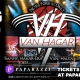 Outer Banks rock concerts - Van Halen tribute band - Van Hagar - Paparazzi OBX