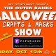 Outer Banks Halloween events - Crafts and Masks Show - Paparazzi OBX