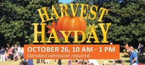 Outer banks fall events - Harvest Hayday Elizabethan Gardens