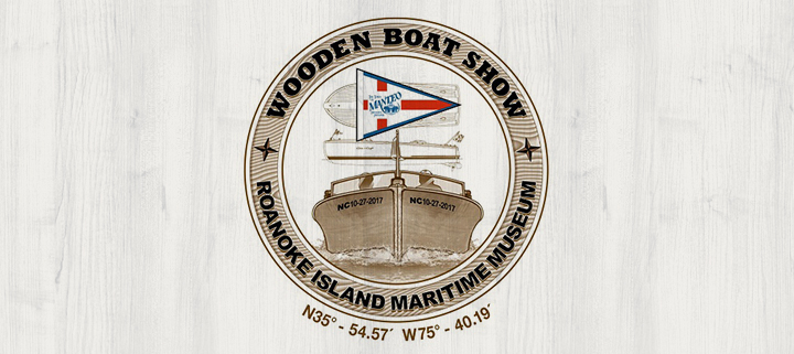 Outer Banks Manteo events - Roanoke Island Maritime Museum Wooden Boat Show