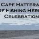 Outer Banks events - Cape Hatteras Surf Fishing Heritage Celebration
