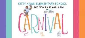 Outer Banks fall events - Kitty Hawk Elementary School - Fall Carnival