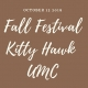 Outer Banks events - Fall Festival - Kitty Hawk United Methodist Church