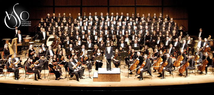 Outer Banks Events - music - Virginia Symphony Orchestra