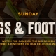 Outer Banks restaurant specials - football - wings - Brewing Station