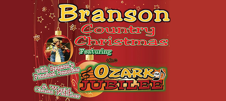 Outer Banks events - music comedy - Branson Country Christmas show- Ozark Jubilee - veterans