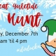 Outer Banks holiday events - Duck NC Yuletide Celebration - Elf Hunt - shopping