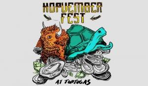 Outer Banks events - oyster roast - NC craft beer - Hopvember Fest - Tortugas Lie