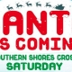 outer Banks Southern Shores Crossing event - Photos with Santa