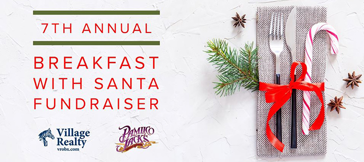 Breakfast with Santa Fundraiser - Village Realty - Pamlico Jack's