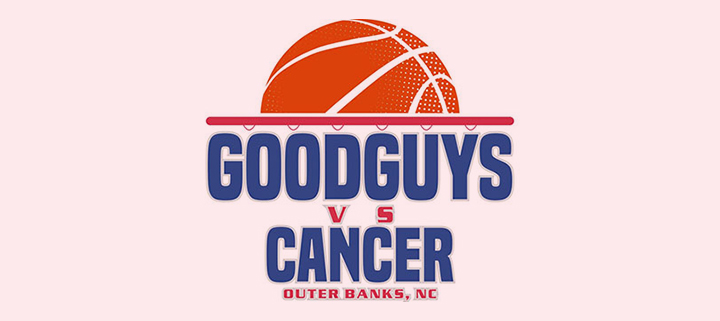 Outer Banks charity events - American Cancer Society - basketball tournament