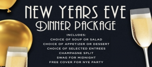 Outer Banks New Years Eve restaurant special - Outer Banks Brewing Station